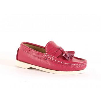 Мокасины для девочек EVIE shoes 020-2розовый