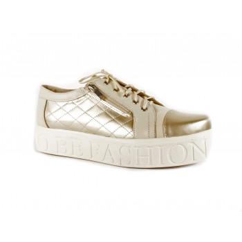 Кросівки жіночі 3046-1беж VITTORIO POLLI фото