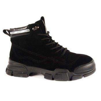 Ботинки женские Z19105-1 LONZA фото