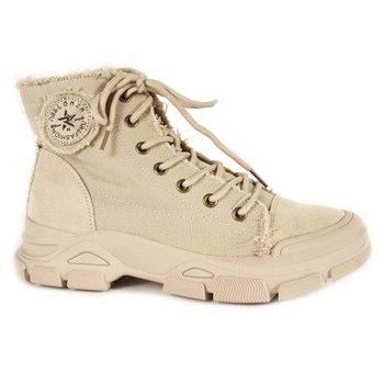 Ботинки женские HQ386-05 LONZA фото