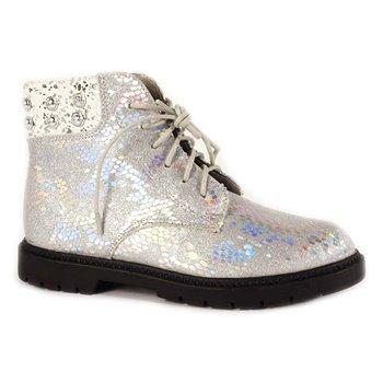 Ботинки подростковые для девочек HF9605-6 BESSKY фото