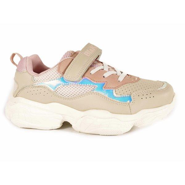 Кроссовки подростковые для девочек AB006-07J BIKI фото