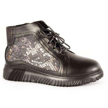 Ботинки подростковые для девочек HF9611-1 BESSKY фото