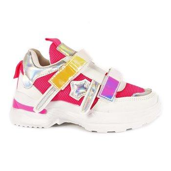 Кроссовки подростковые для девочек P038-3P KIMBOO фото