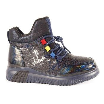 Ботинки подростковые для девочек HF9610-2 BESSKY фото