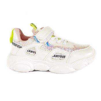 Кроссовки подростковые для девочек DD56-3C KIMBOO фото