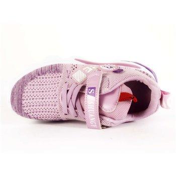 Кроссовки подростковые 303-3PINK SHUANGA фото
