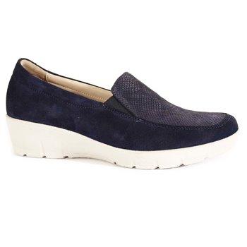 Туфли женские 4330-1BLUE ATRAI фото