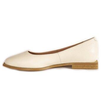 Туфли женские 1231-32BEG A140 FERESKI фото