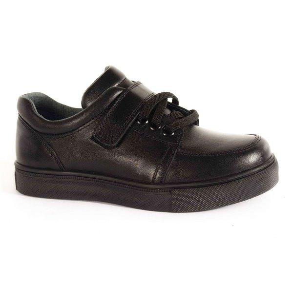 Туфли подростковые для мальчиков 98104-821 HAPPY FAMILY фото