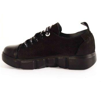 Туфли подростковые для мальчиков 06000-436-821 HAPPY FAMILY фото