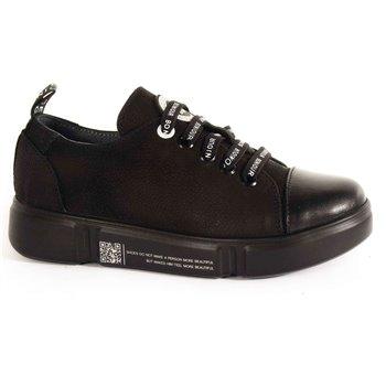 Туфли подростковые для мальчиков 08000-436-821 HAPPY FAMILY фото