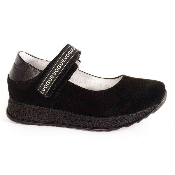 Туфли подростковые для девочек 98163-846-821 HAPPY FAMILY фото