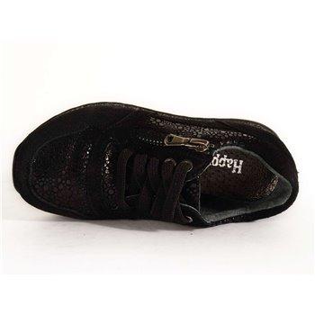 Туфли подростковые для девочек 05145-846-312 HAPPY FAMILY фото