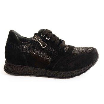 Туфли подростковые для девочек 07145-846-312 HAPPY FAMILY фото