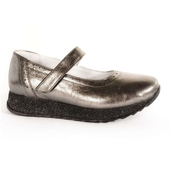 Туфли подростковые для девочек 07700-381 HAPPY FAMILY фото