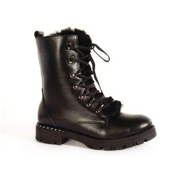 Ботинки подростковые для девочек 19-1728 LAPSI фото