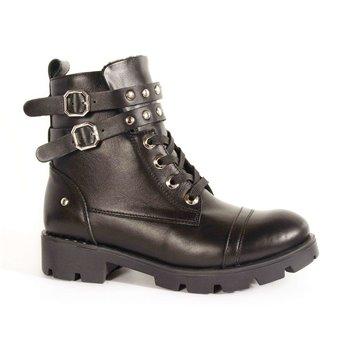 Ботинки подростковые для девочек 19-1689 LAPSI фото