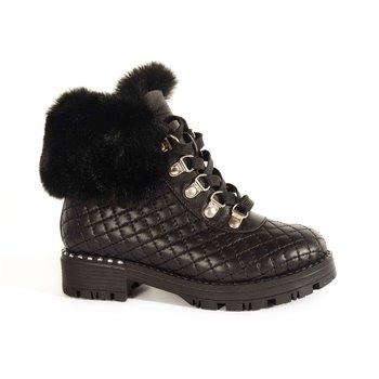 Ботинки подростковые для девочек 20-1760 LAPSI фото