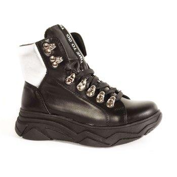 Ботинки подростковые для девочек 20-176 LAPSI фото
