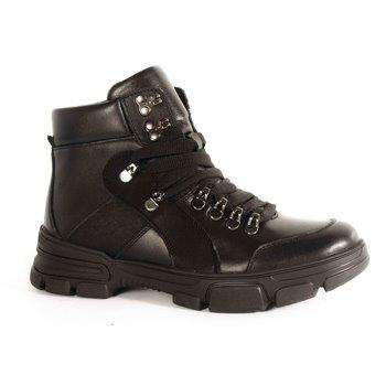 Ботинки подростковые для мальчиков 96470-821-910 HAPPY FAMILY