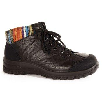 Ботинки женские L7130-00 RIEKER фото