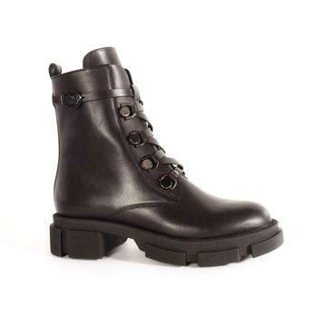 Ботинки женские 1201-201BLK A01 FERESKI фото