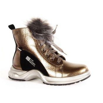 Ботинки подростковые для девочек AB007-28E BIKI фото
