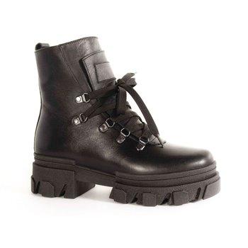 Ботинки подростковые для девочек 06407-821 HAPPY FAMILY фото