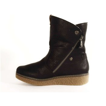 Ботинки женские Y4089-00 RIEKER фото