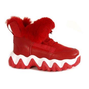 Кроссовки подростковые для девочек W002-3 БАШИЛИ фото