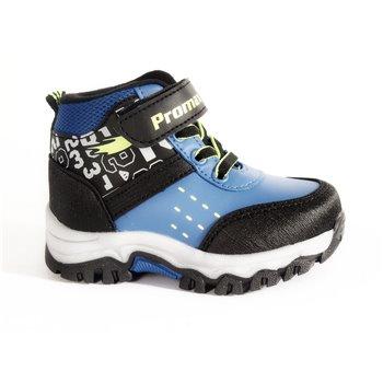 Ботинки детские для мальчиков 1669-02 PROMAX фото