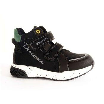 Ботинки детские для мальчиков YF631-2A KIMBOO фото