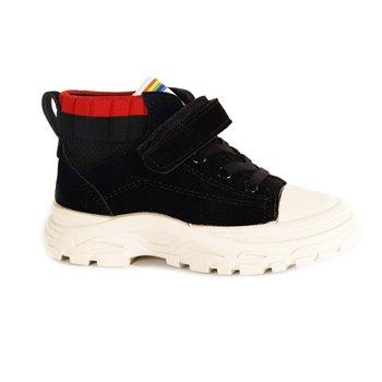 Ботинки детские для мальчиков HJ856-1K KIMBOO фото