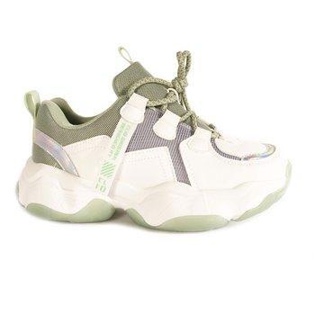 Кроссовки подростковые для девочек AB79-49A BIKI фото