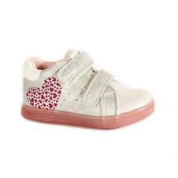 Ботинки детские для девочек AB006-51A BIKI фото
