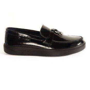 Туфли подростковые для девочек 15214-226 HAPPY FAMILY фото