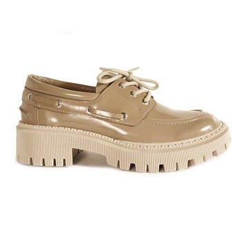 Туфли подростковые для девочек 16135-326 HAPPY FAMILY фото