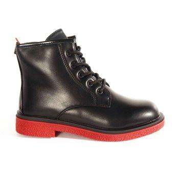 Ботинки подростковые для девочек FG914-3K KIMBOO фото