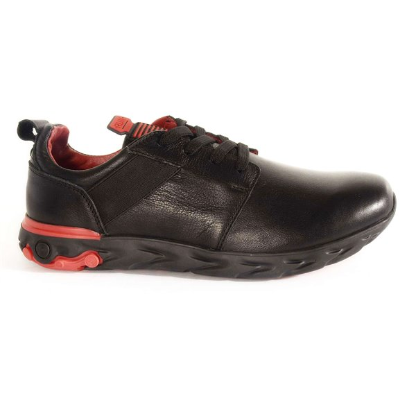 Туфли подростковые для мальчиков 16015-821 HAPPY FAMILY фото