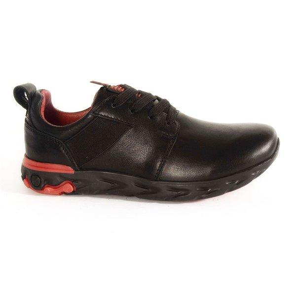 Туфли подростковые для мальчиков 18015-821 HAPPY FAMILY фото