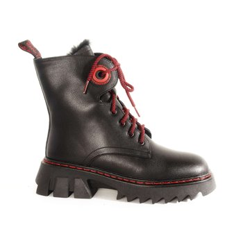 Ботинки подростковые для девочек AB008-85B BIKI фото